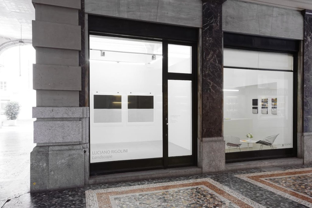LUGANO, 02.09.2015 - Luciano Rigolini, esposto nella galleria di Lugano. Buchmann Galerie, Agra & Luganocopyright by buchmann galerie agra-lugano / photo by remy steinegger - www.steineggerpix.com